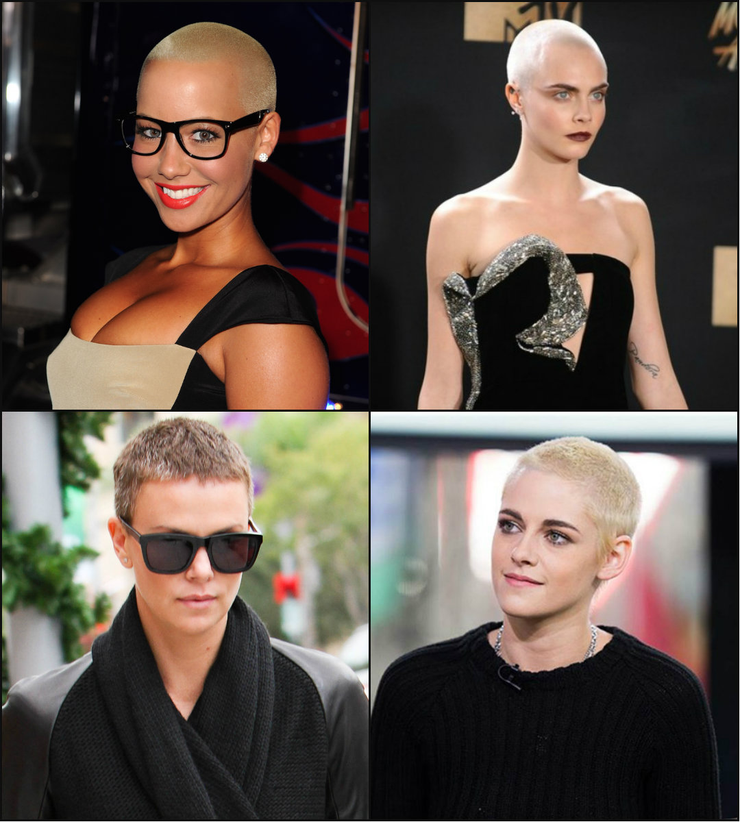 Best Buzz Cut Frisuren 2018