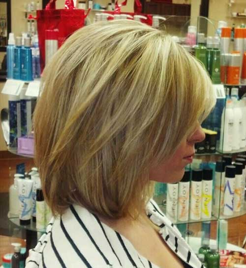 Bester Layered Long Bob