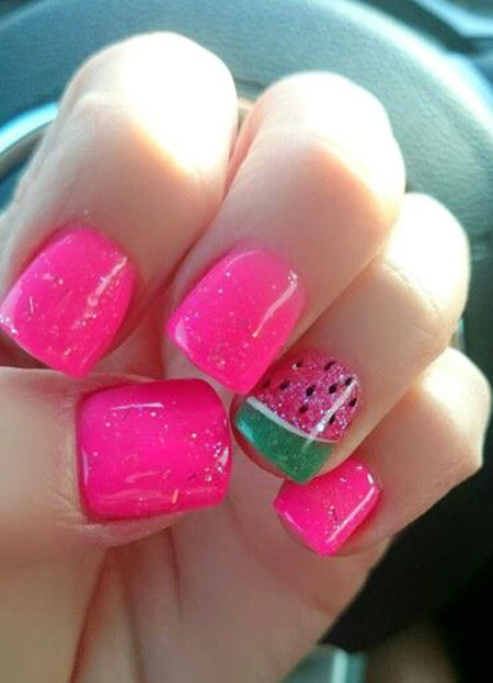 Nail Cute Summer Nails