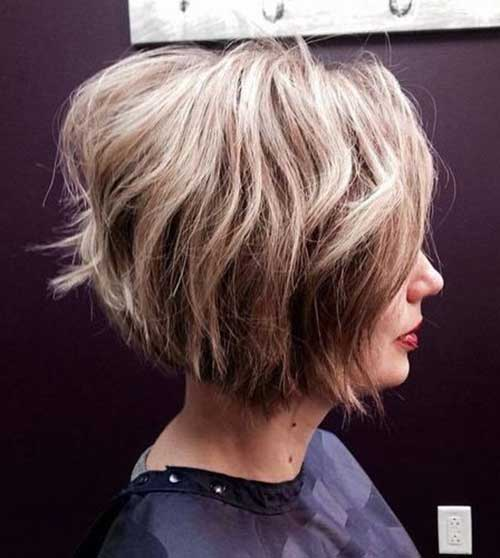 Layered Short Hairstyles-11