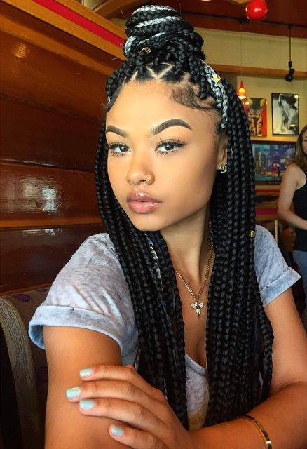 Hairstyle, Hairstyles To Do For Long Braid Hairstyles Black Hair Best Ideas About Black Braided Hairstyles On Pinterest Black.