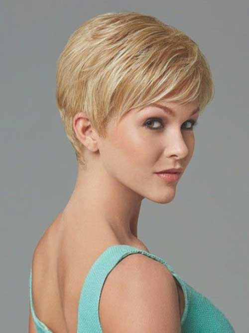 Best Cute Layered Pixie Haarschnitte für dünnes Haar