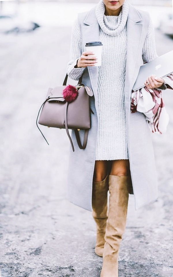Latest-Knee-High-Boots -Outfit-Ideen