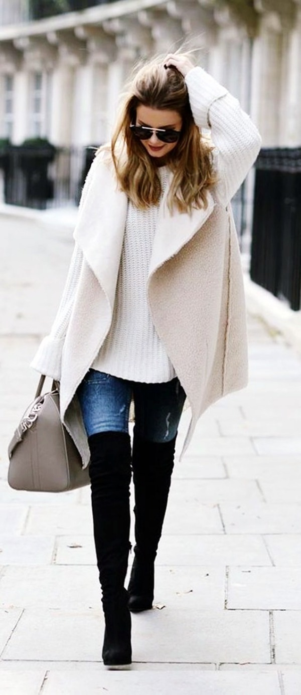 Latest-Knee-High-Boots-Outfit -Ideen