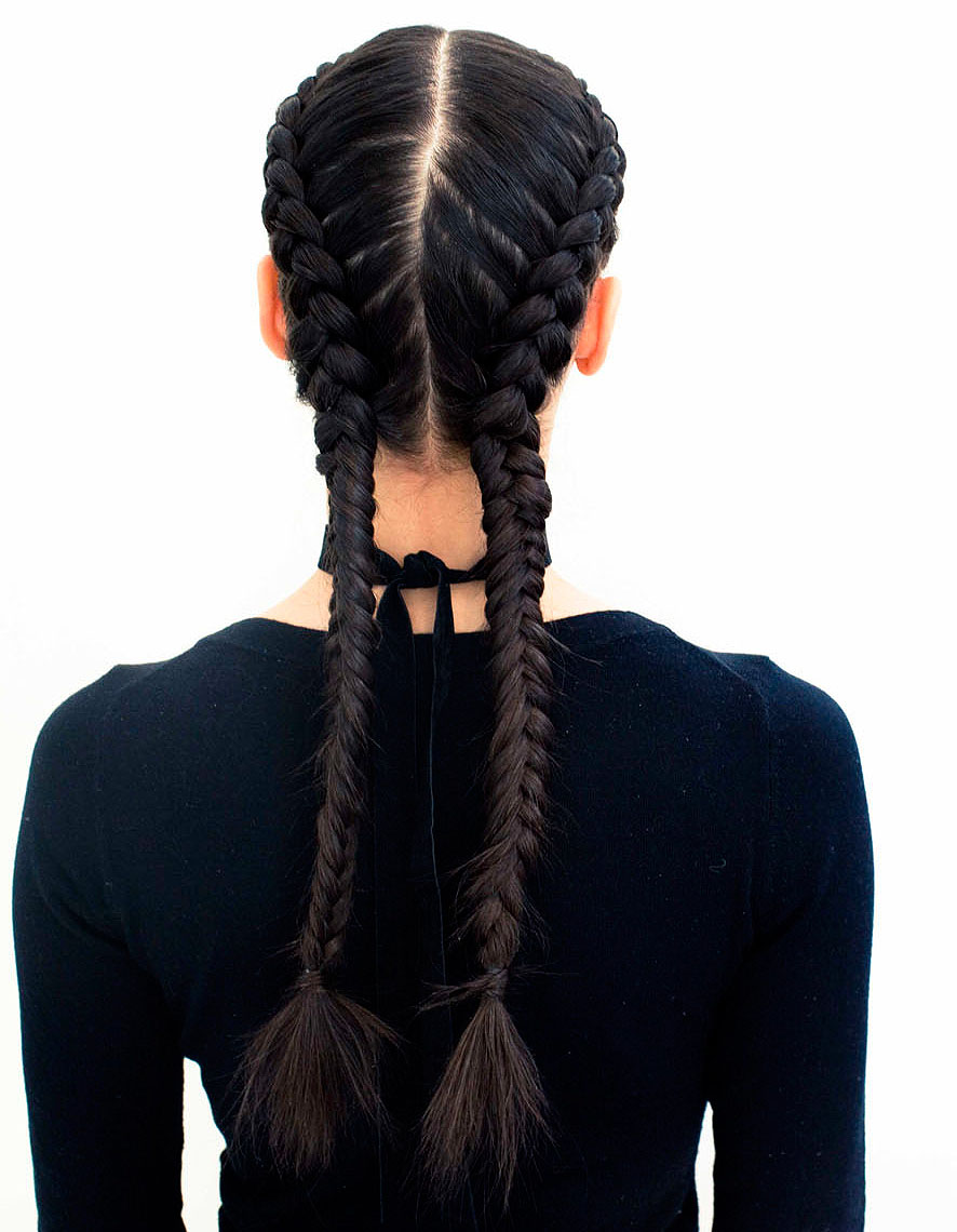 Easy Braid-Frisuren