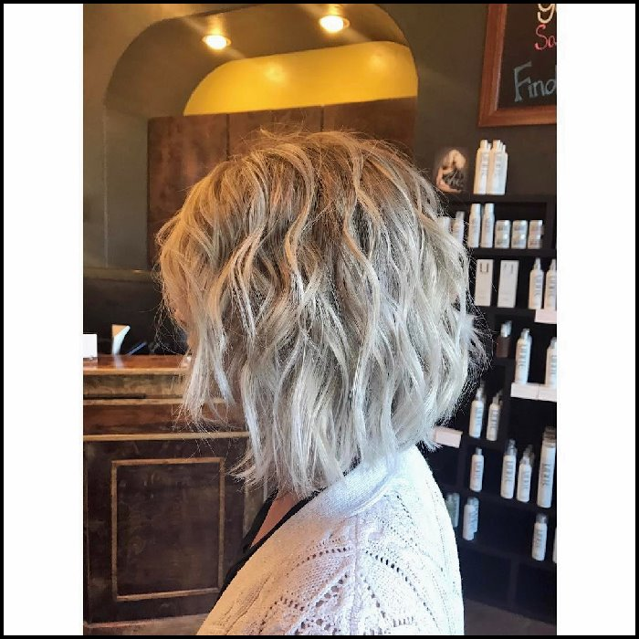 Layered Bob Frisuren