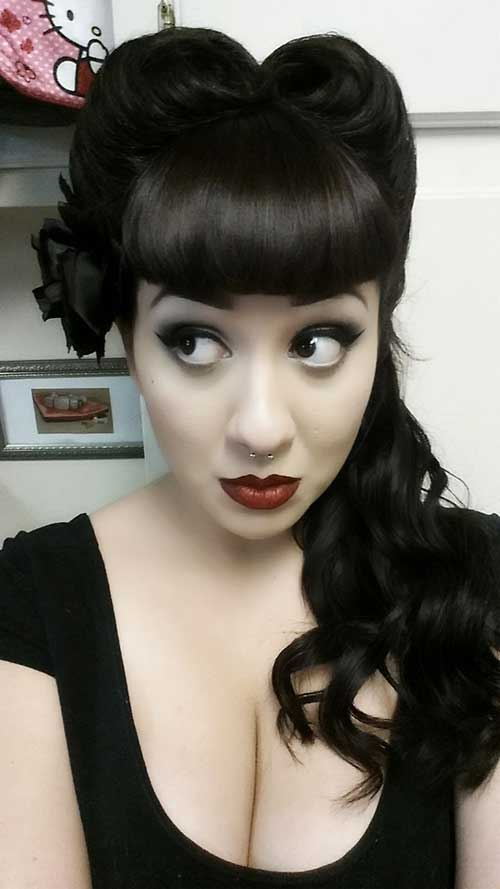 Rockabilly Frisuren-6