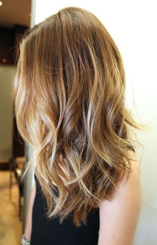 Bombshell Blonde Highlights
