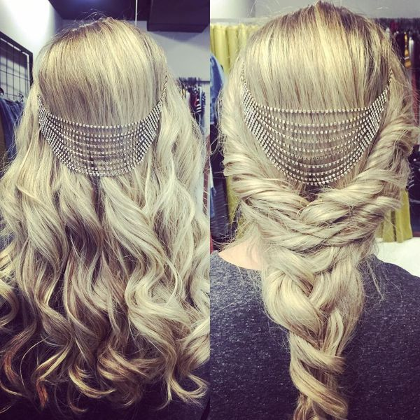 Loose Twisted Braid