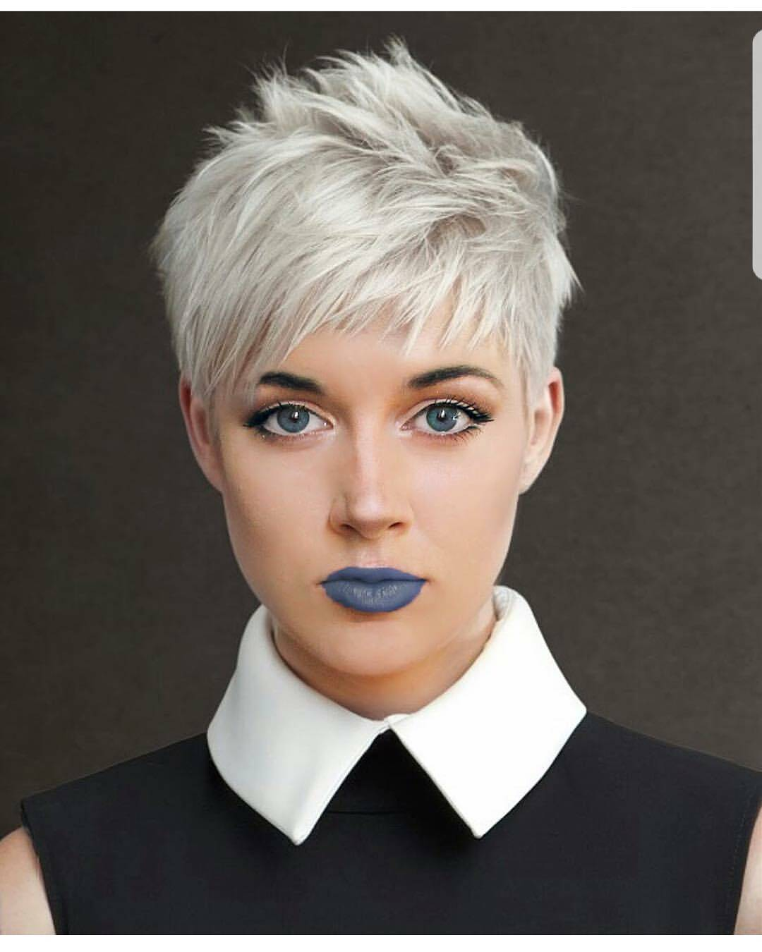 Trendy Short Frisuren für Frauen, Easy Pixie Haircut Trends