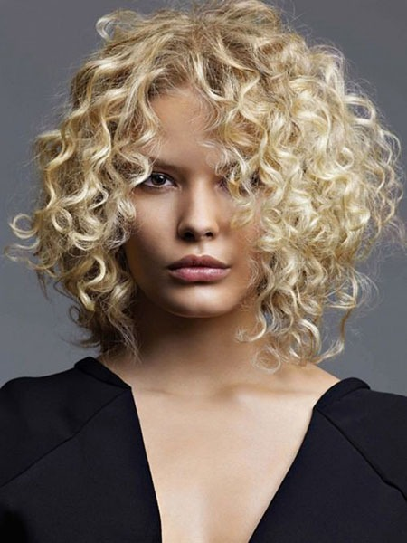 Kurze Frisuren für Black Women - 25