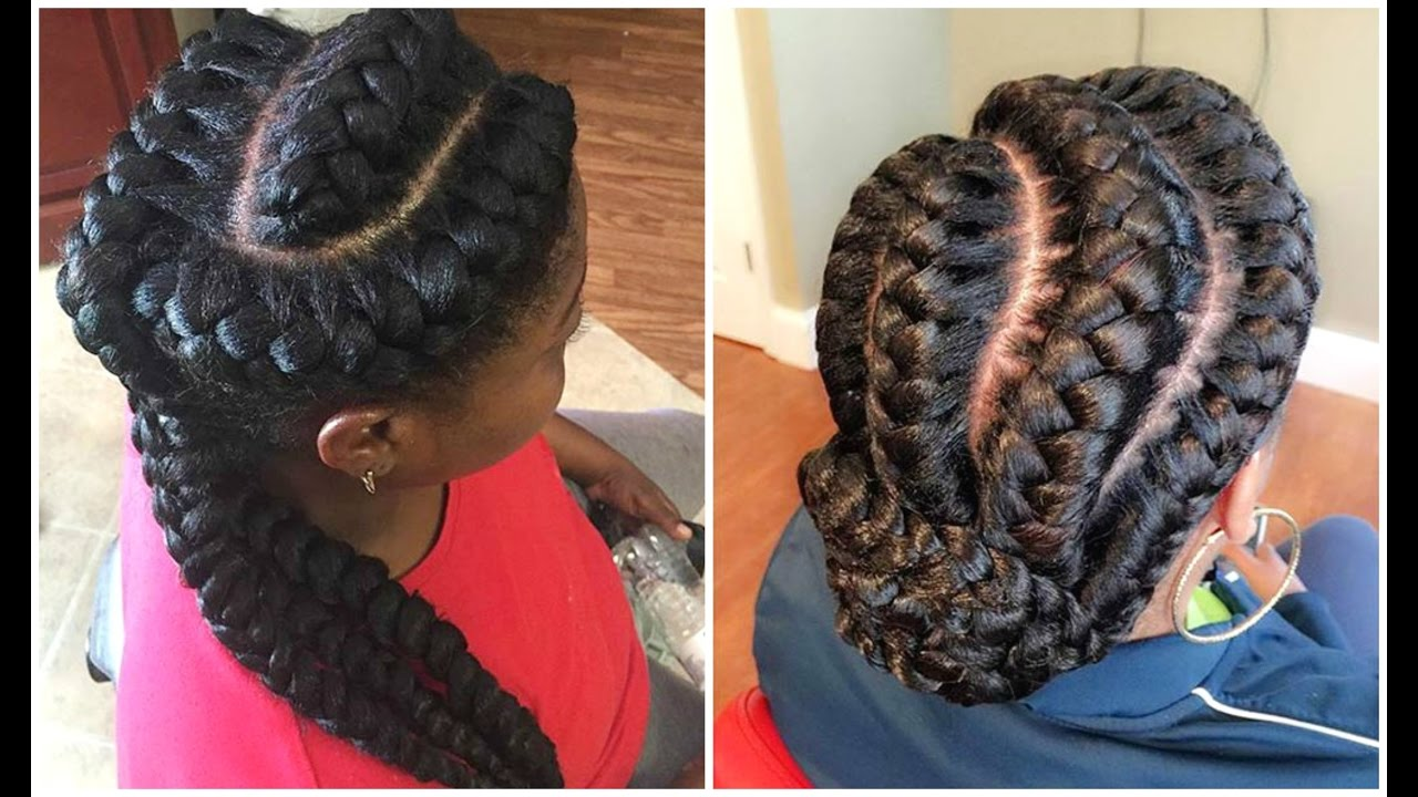 Twists und Braids Black Hairstyles 2017