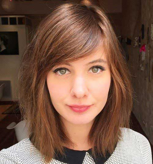 Bob Frisuren mit Side Bangs-8