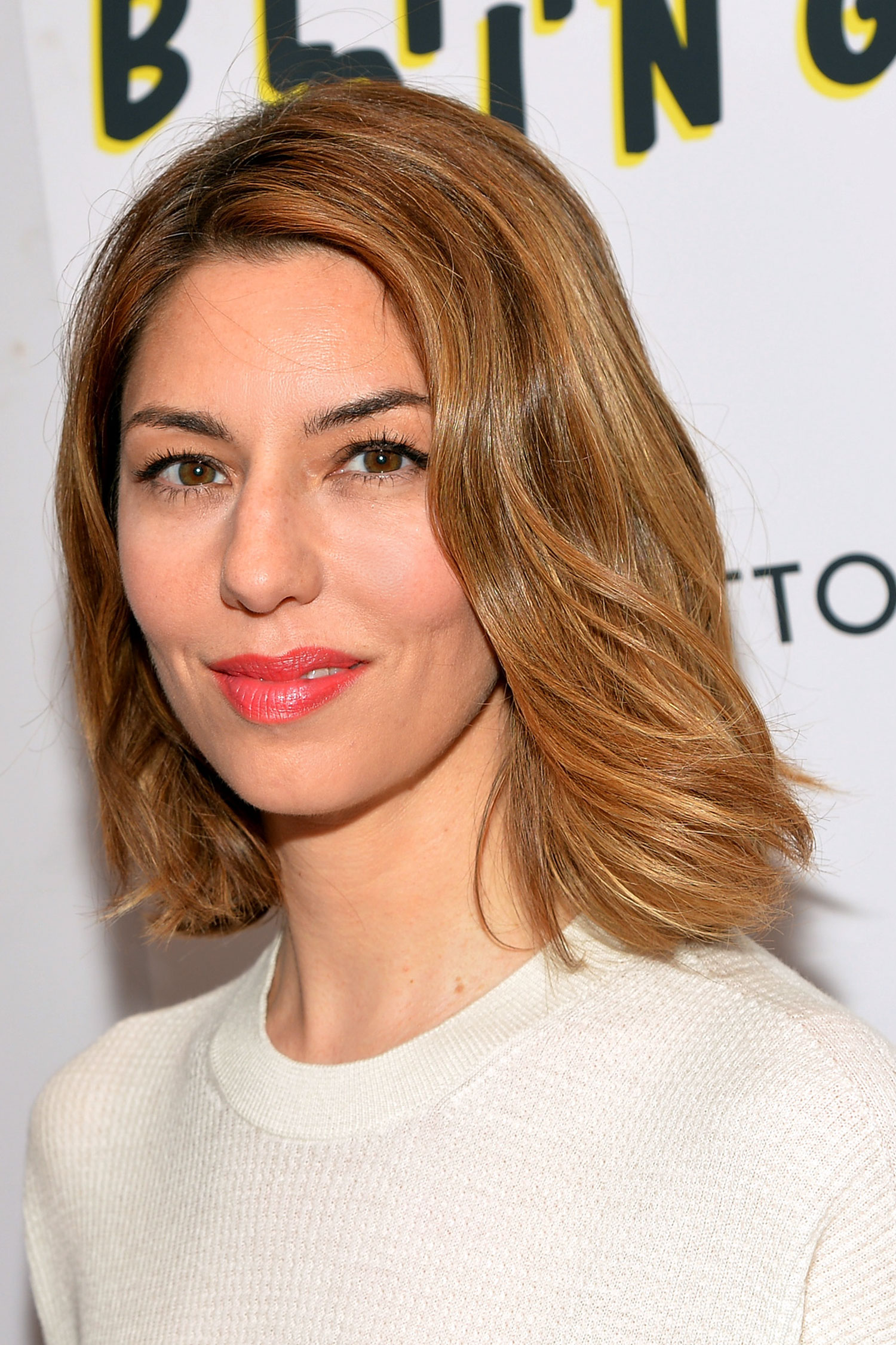 SOFIA COPPOLA Celebrity Bob Haircuts 2016