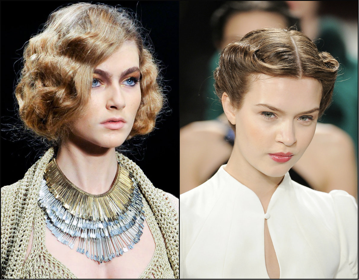 Retro-Haar-Trends 2017 Herbst Winter 2018