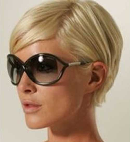 Beste blonde Pixie Bob Frisuren