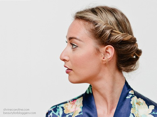 20 Summer Up Dos for Mid- Length Hair
