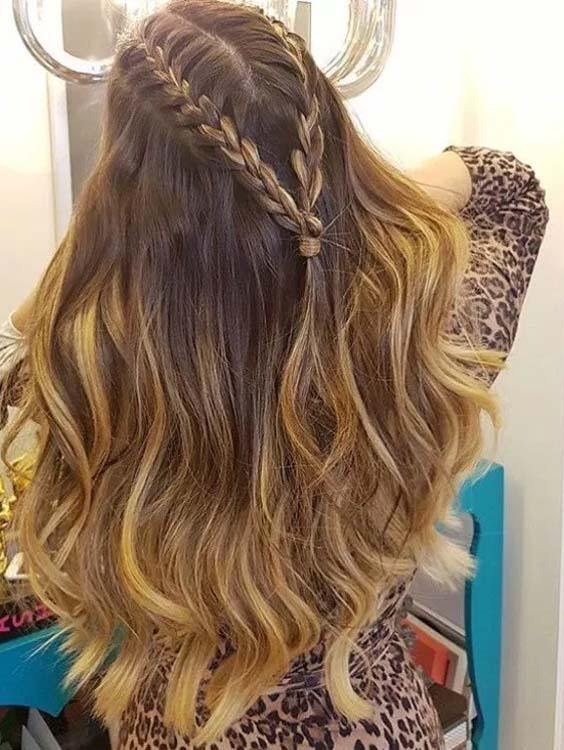 Loose Braiding Curls for 2018