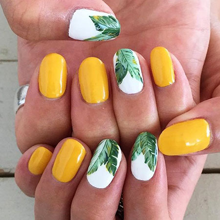 Nail Summer Manicure Nails
