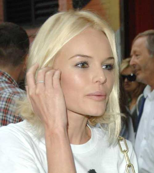 Kate Bosworth Promi Frisuren