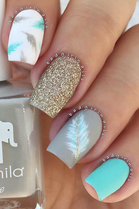 Nail Nails Summer Collection [19659009] 19- </h2> <p><img class=