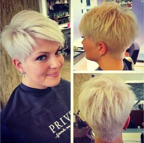 Blonde Short Hairstyles-15
