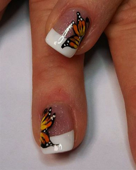 Designs Nail Butterfly Gallery