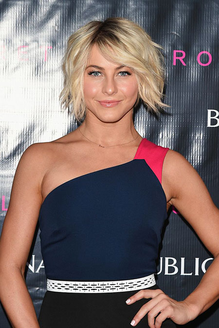 Julianne Hough Bob Kurz Messy Lawrence Jennifer