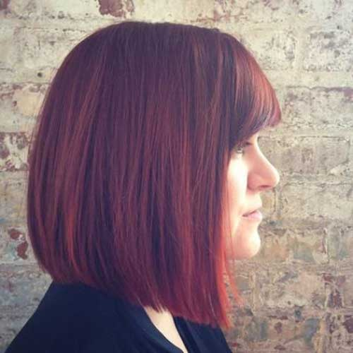 Inverted Long Bob Styles-9