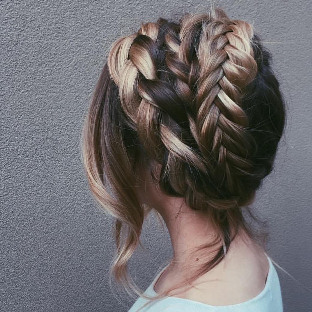 Beautiful Braided Hairstyles for Long Hair - Long Hairstyle Designs