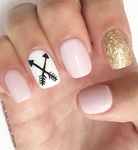 Nail Nails Art Short