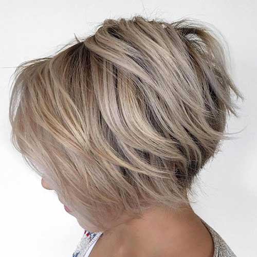 Layered Short Frisuren-20