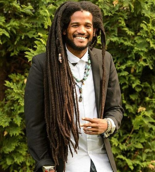 Lange Dreads-for-Men