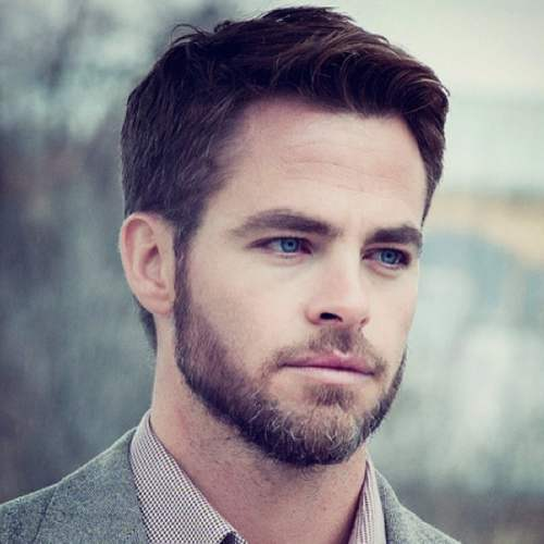 chris pine haircut 2016