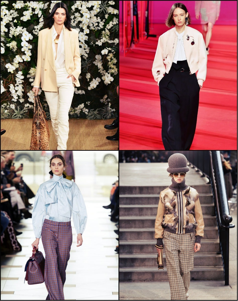 Beste Runway-Haar-Trends 2017 Fall New York Fashion Week
