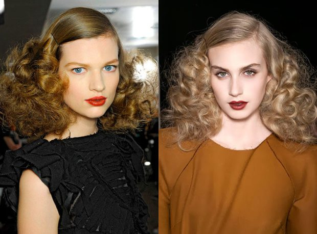 Frisuren 2017 2018 Herbst Winter: Wellen