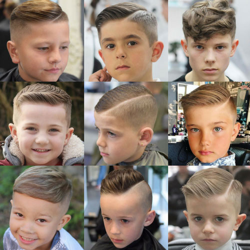 Cool Boys Haircuts