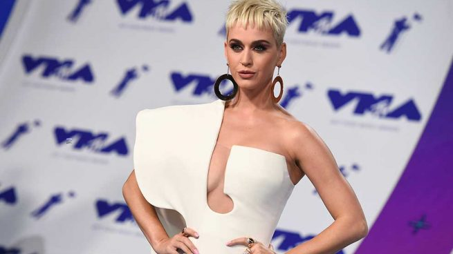 Katy Perry Promi Frisuren 2017 VMA