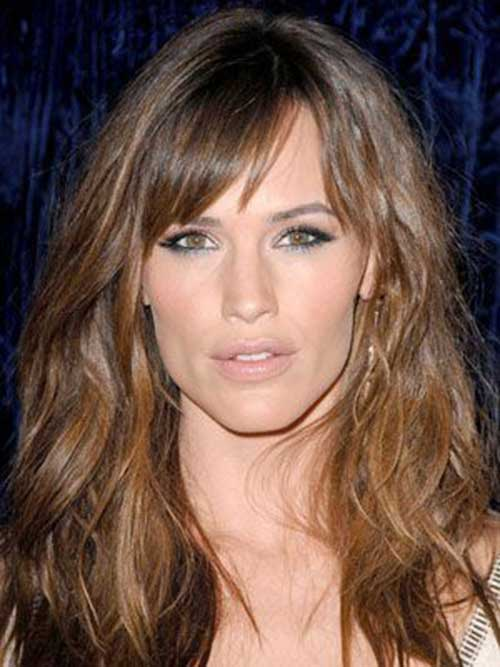 Jennifer Garner wellige Frisuren