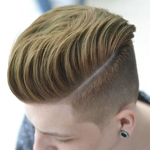 Double Pompadour