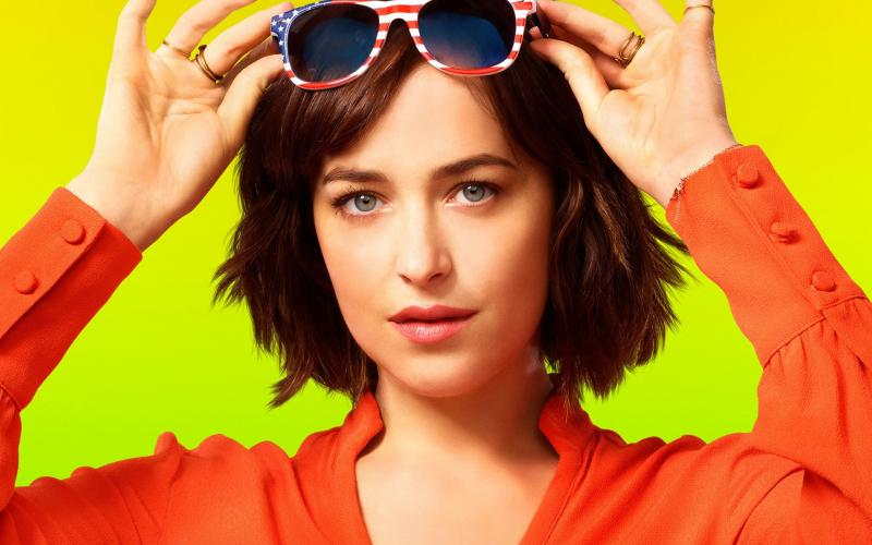 DAKOTA JOHNSON Berühmtheit Bob Frisuren 2016