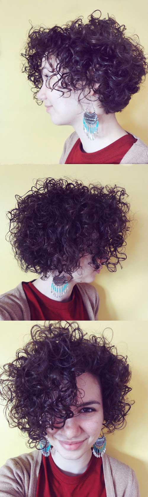 Curly Bob Frisuren-7