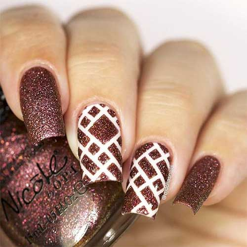 Quadratische Form Nageldesigns-11