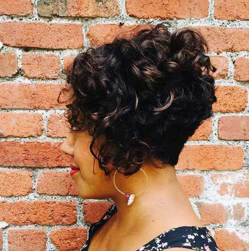 Short Curly Hairstyles-6