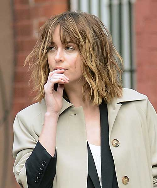 Dakota Johnson Bob Haarschnitt