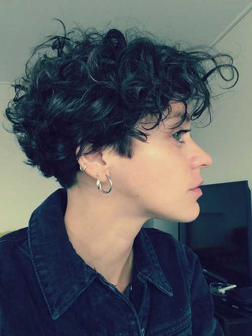 Kurze Curly Hairstyles-6