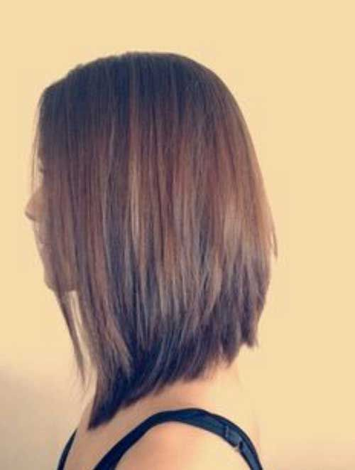 Long & Short Bob Frisuren 2015 -2016 (6)
