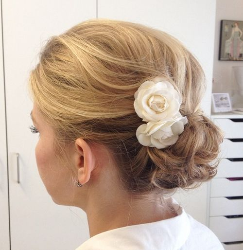 Easy Hair Bun