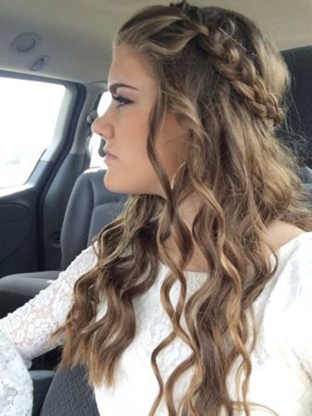 Hair Hairtyles Prom Ombre