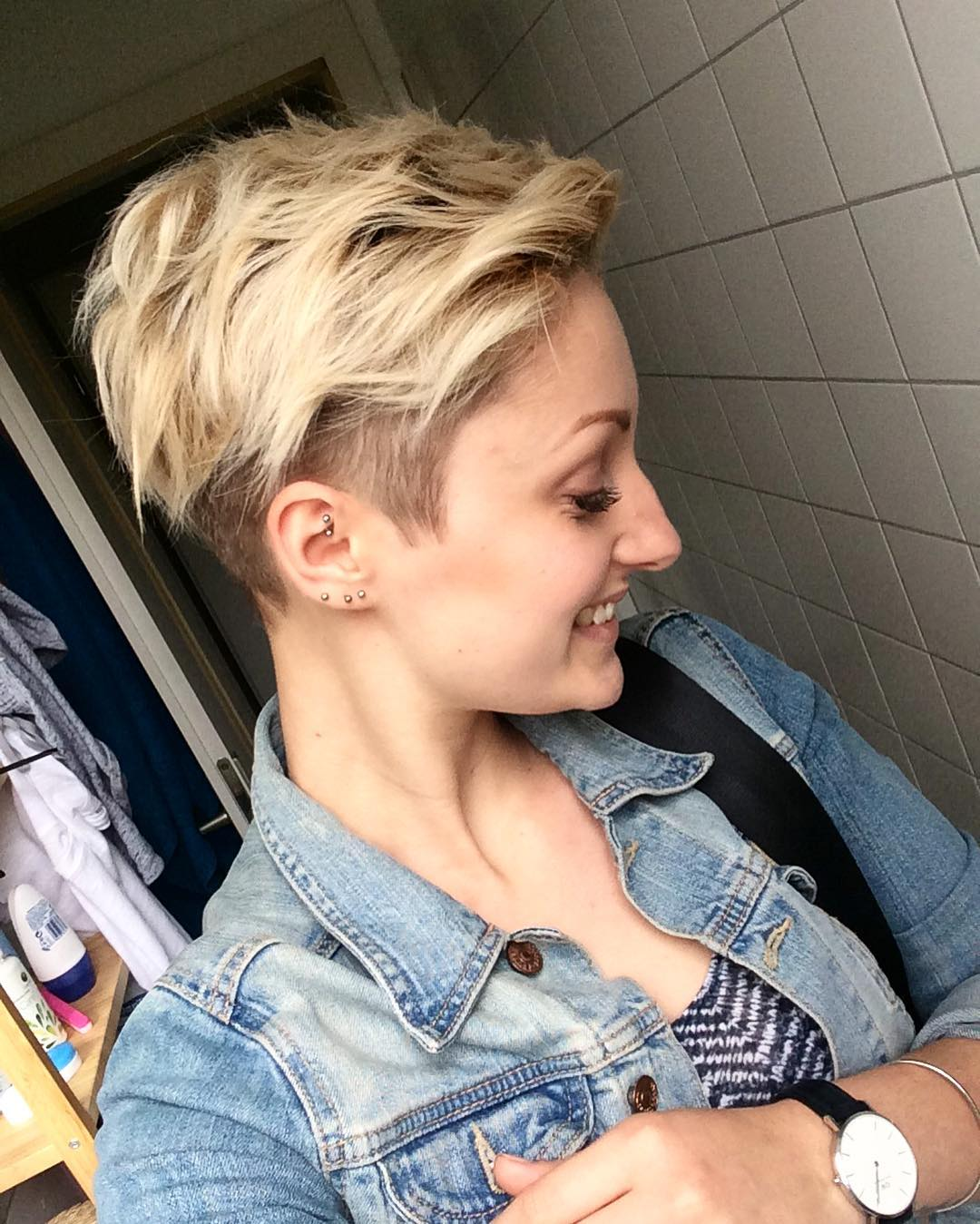 Trendigste Kurzhaarfrisuren für Frauen, Easy Pixie Haircut Trends